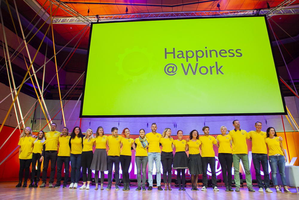 How to return humanity to organizations? Get inspired by the Happiness @ Work Conference in Prague