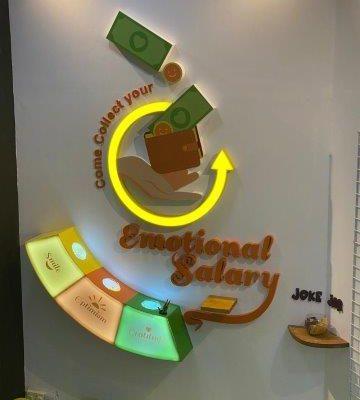 Emotional Salary