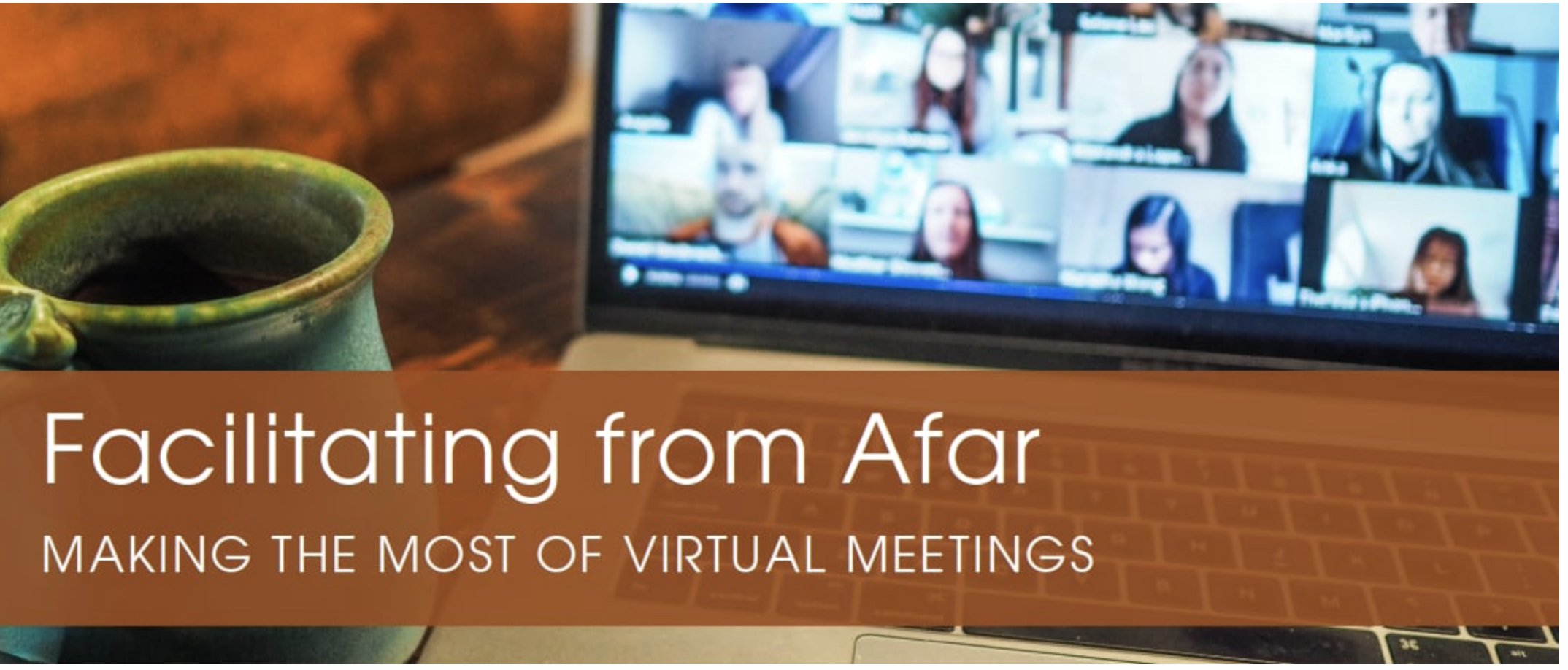 Tools&tips for virtual meetings