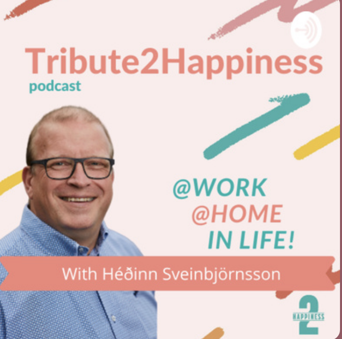 Happiness Podcast from Iceland