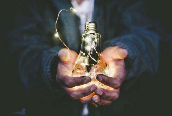 ideas, knowledge, energy